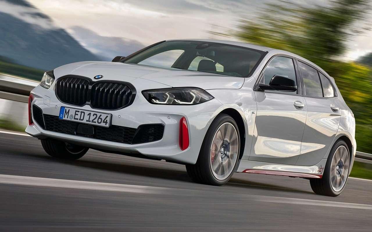Появилась очень быстрая «копейка» BMW - нравится? - фото 1178704