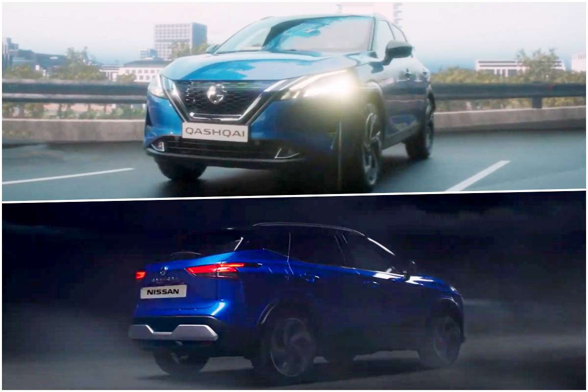 Nissan показала новый Qashqai— фото 1224741