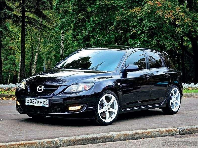 Комплектация Mazda 3: три пишем, пять вуме— фото 89696