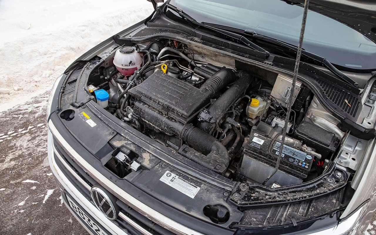 Новый VWPolo или старый Mercedes GLK? Выудивитесь!— фото 1231666