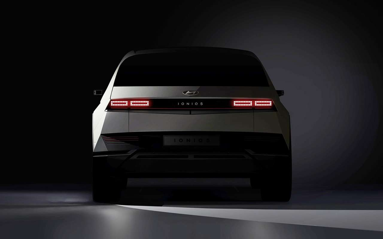 Hyundai Ioniq 5: дебют вфеврале (Обновлено)— фото 1218930