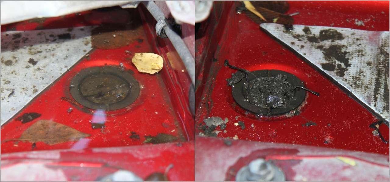 Лада Веста изпарка ЗР: ремонты гарантийные инеочень— фото 916426