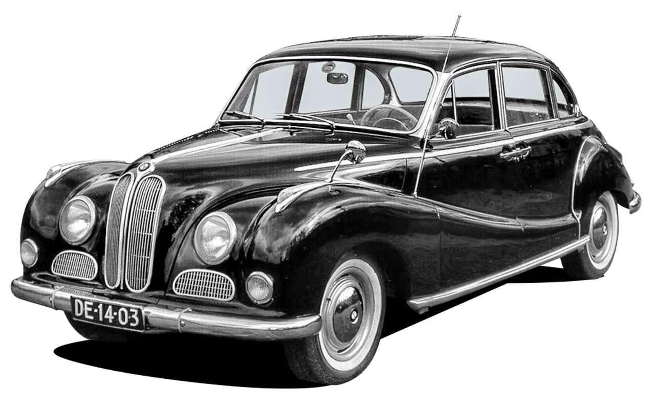Секретная машина КГБ: ретротест Волги ГАЗ‑23— фото 1231175