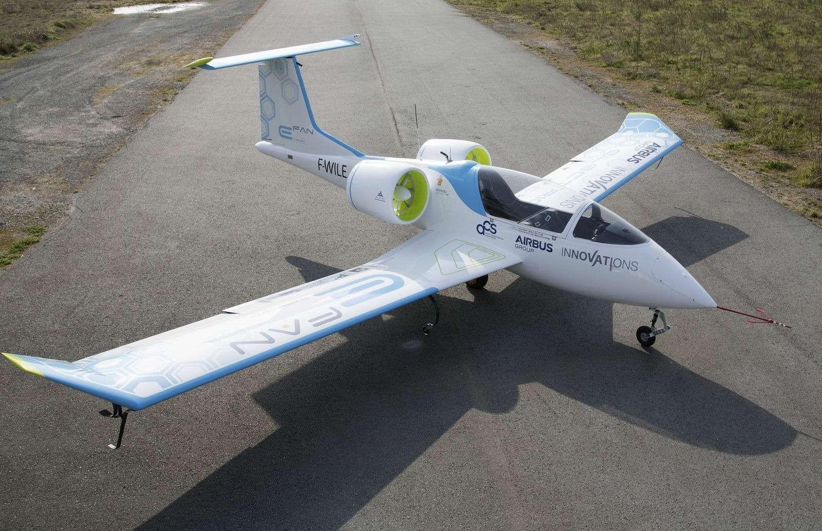 Airbus E-Fun insideevs.com