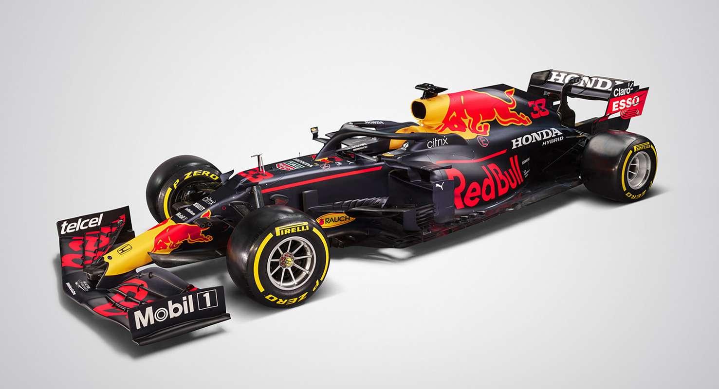 Формула-1 сезона 2021: новые болиды изапрещенный российский (!) флаг— фото 1230217