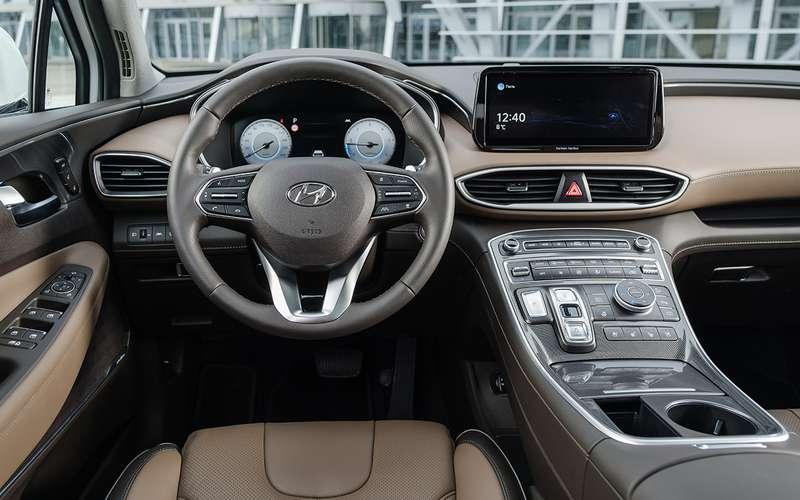Новый Hyundai Santa Fe: 7важных отличий отKia Sorento