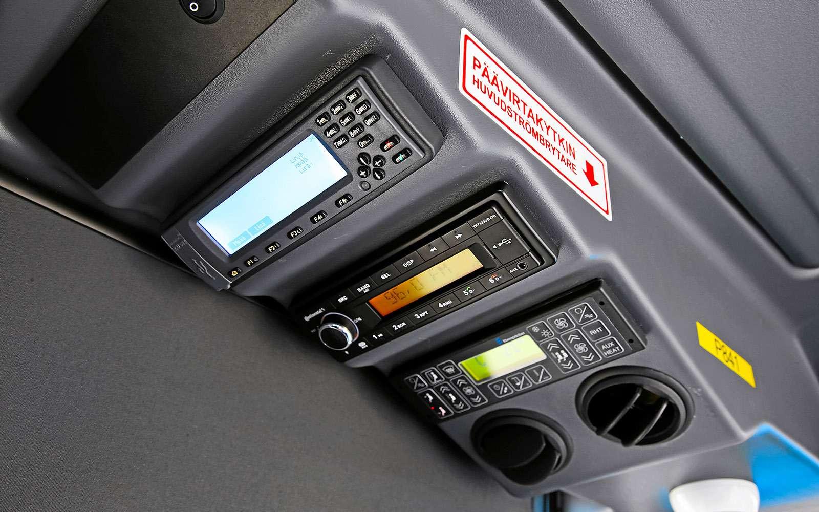 Москва хочет закупить электробусы— тестируем претендента изФинляндии— фото 765264