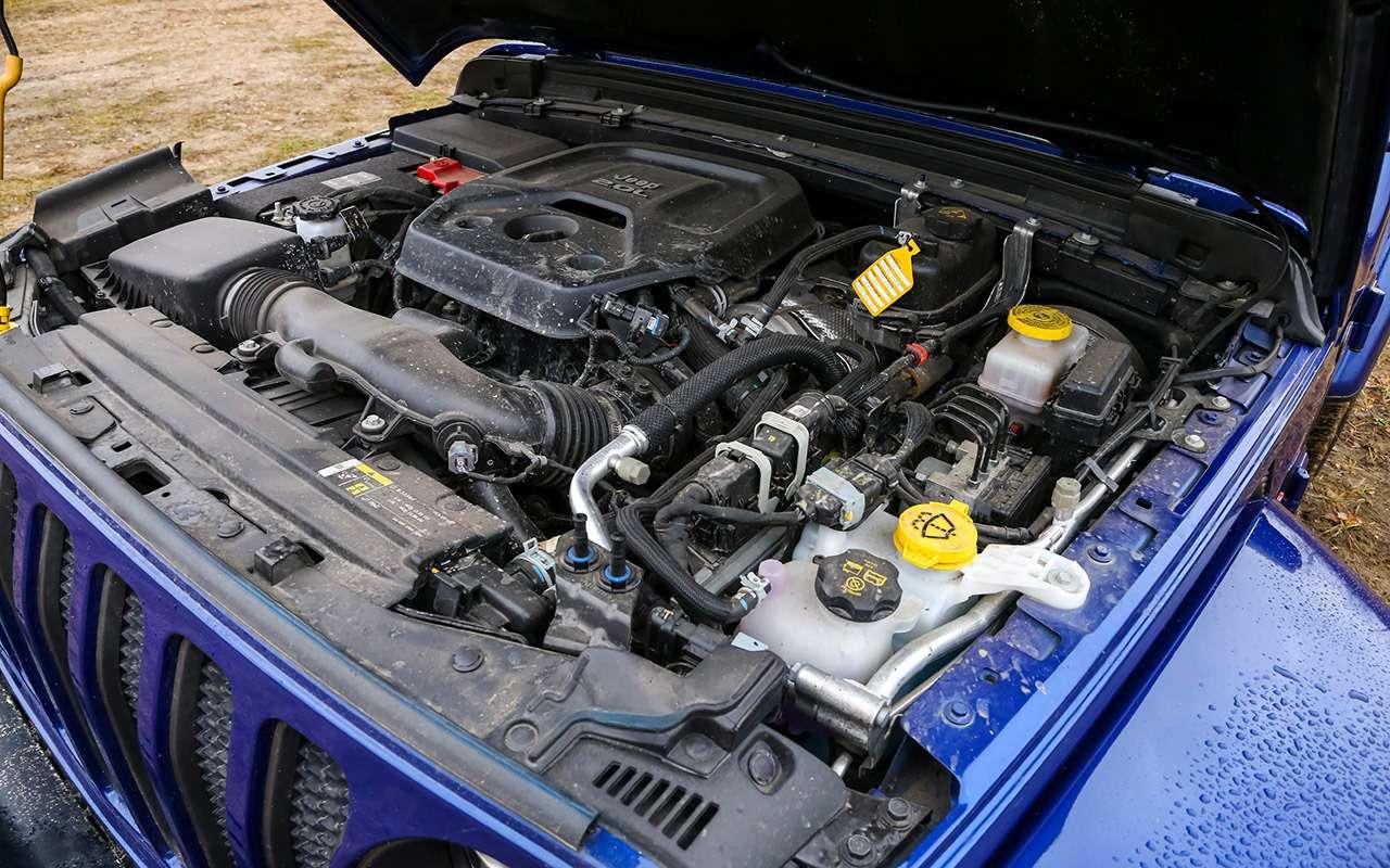 Тест-драйв легенд бездорожья: Lada 4x4, Suzuki Jimny, Jeep Wrangler— фото 1089415