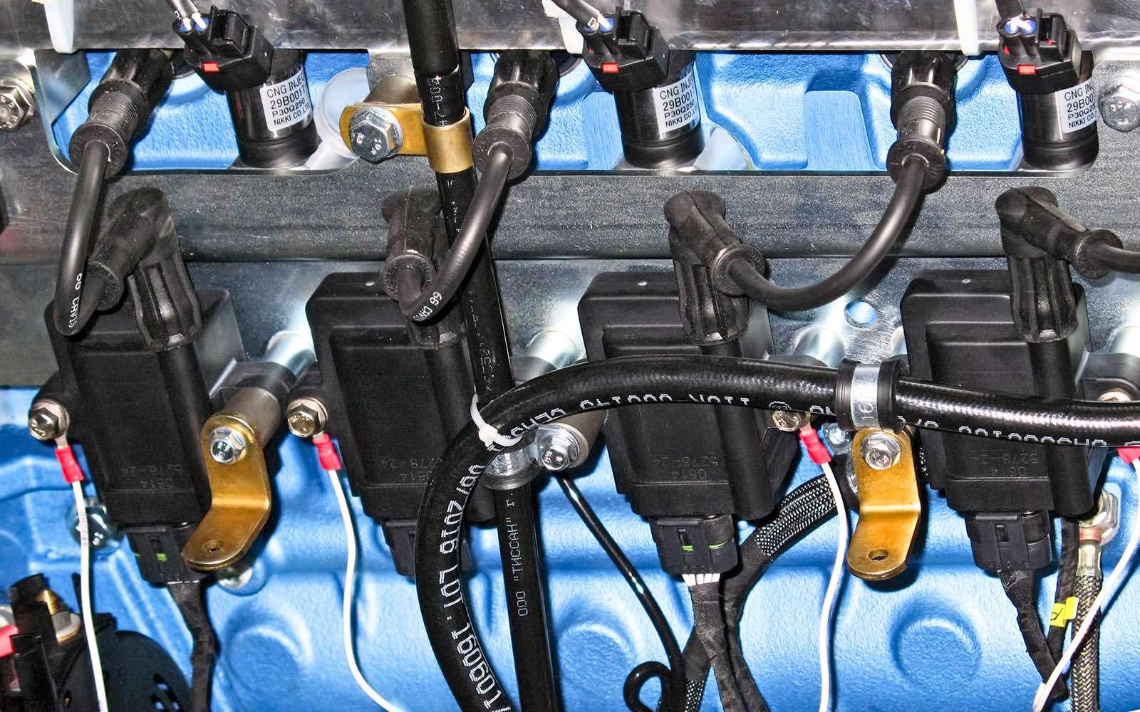 Газовые двигатели ЯМЗ: вектор газа— фото 704696