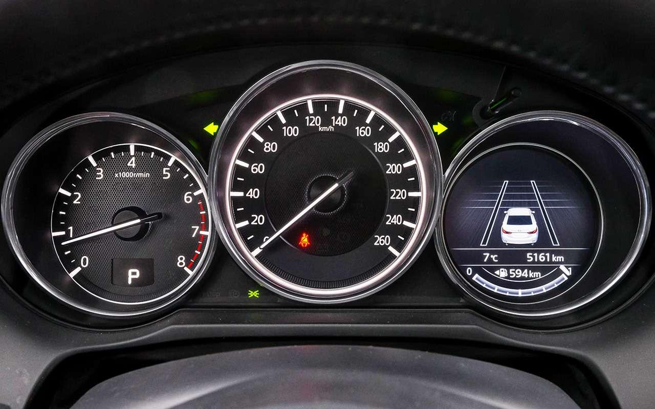 Hyundai Sonata против конкурентов— большой тест ЗР— фото 834899