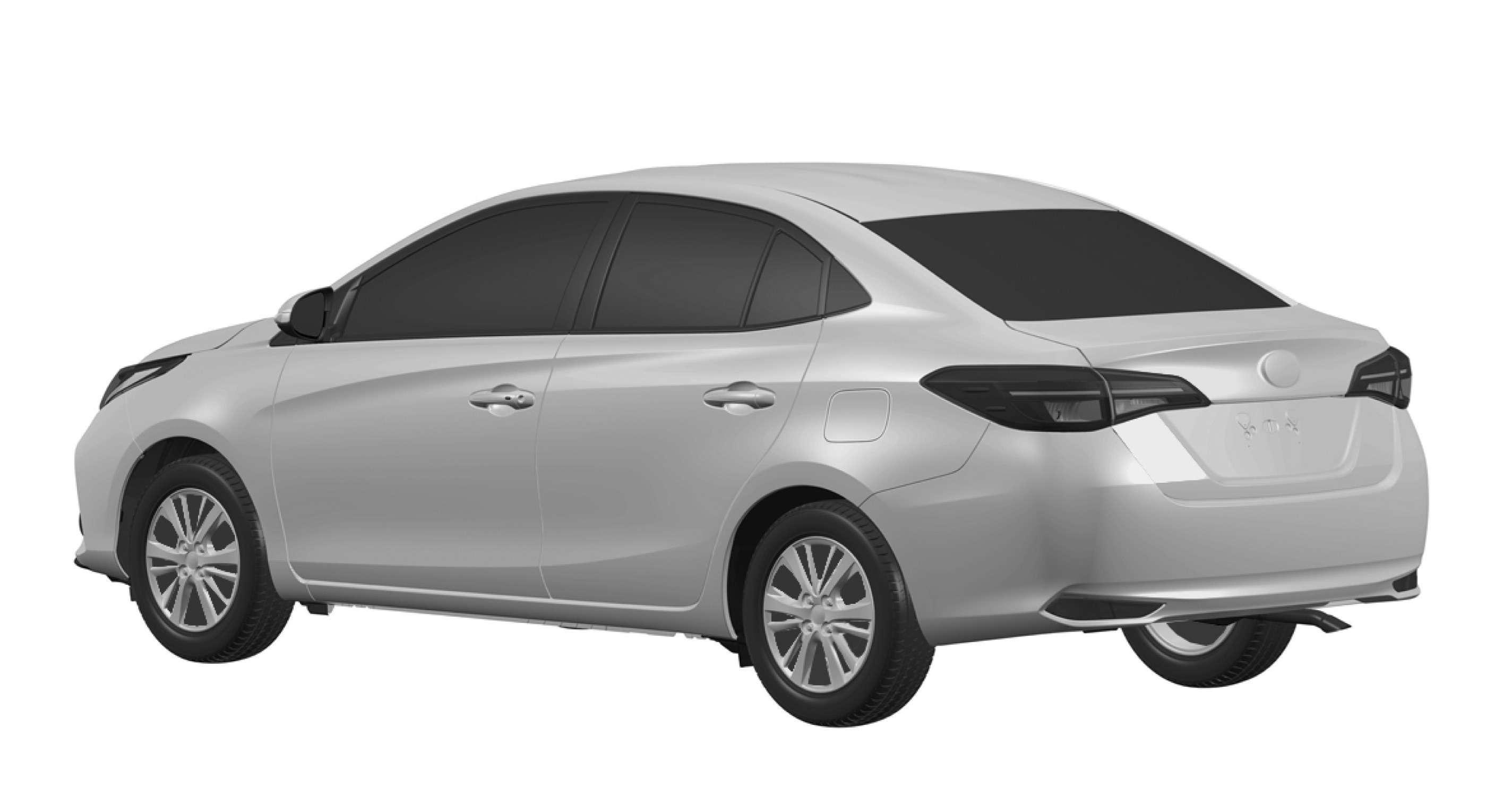 Toyota везет вРоссию конкурента Весте иСолярису— фото 1218692