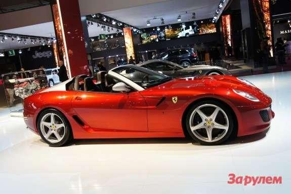 Ferrari SAAPERTA Paris 2010
