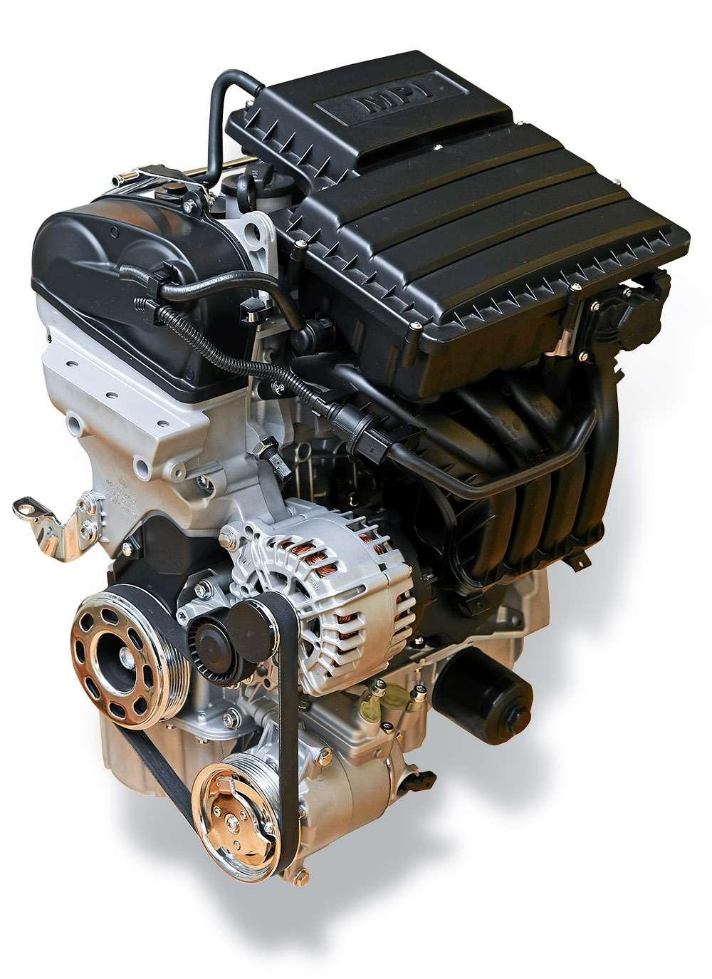 Мотор Volkswagen ЕА2111.6MPI: сорваться сцепи ипойти подраспил— фото 703523