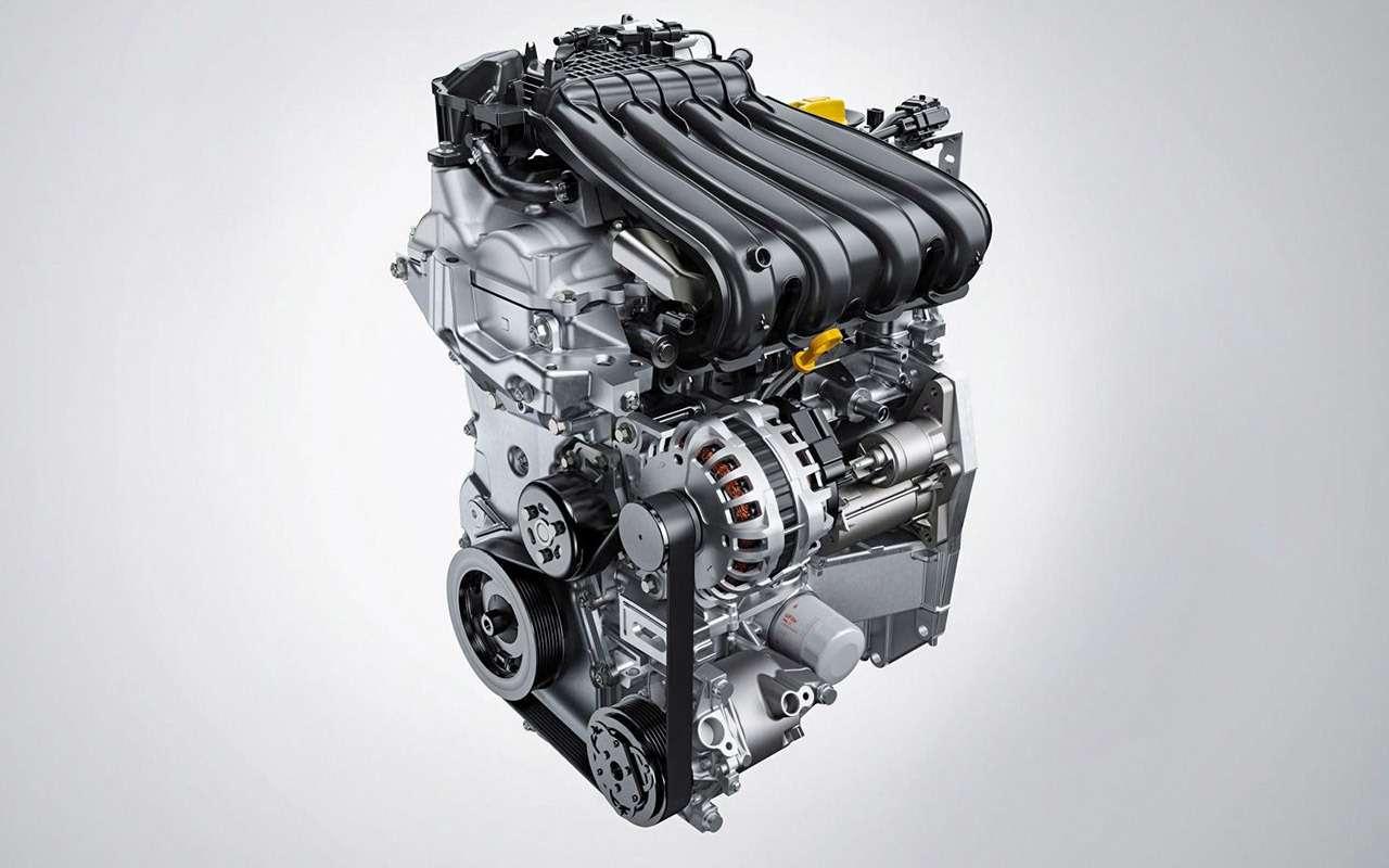 Новый Renault Duster стурбо имеханикой— первый тест— фото 1227551