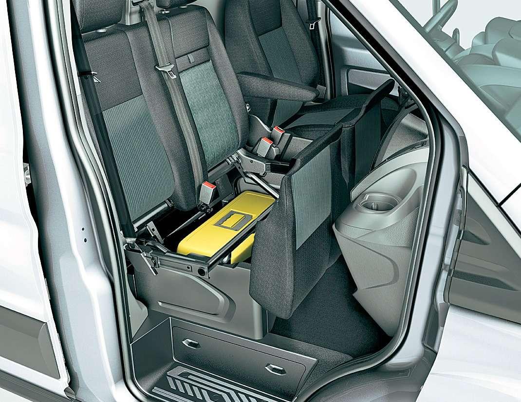 Ford Transit: хозяйским взглядом— фото 264669