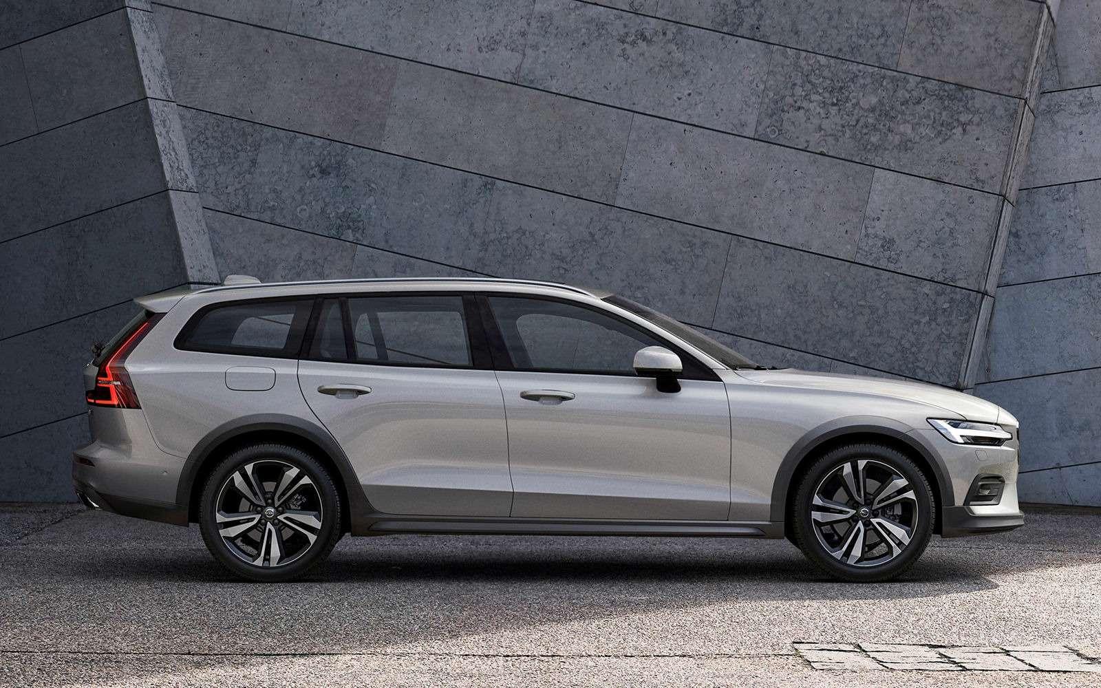 Volvo V60 Cross Country: еще один кросс-универсал. Ждем вРоссии!— фото 908324