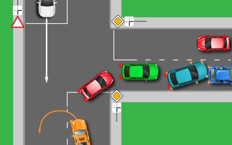 Верный способ избежать пробки— 60% водителей так ипоступают