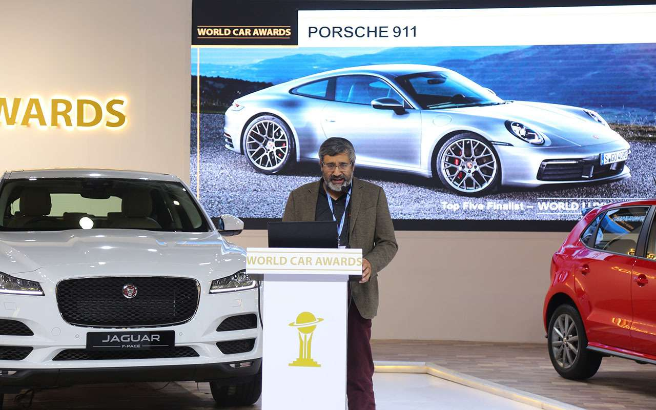 «Всемирный автомобиль года 2020» - 10 финалистов. Голосуем! - фото 1079333