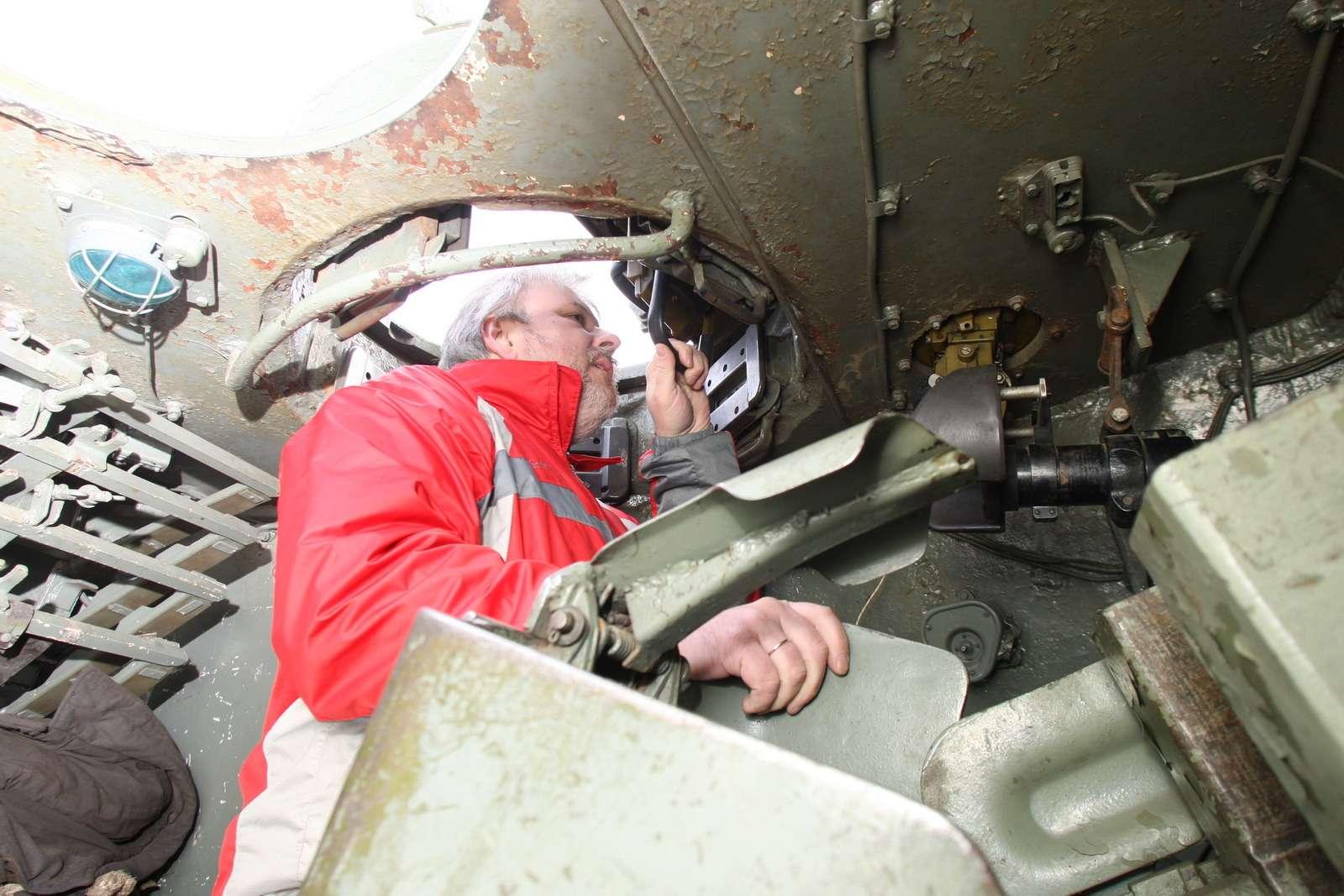 Танк Т-34: огнем иманевром— фото 684019