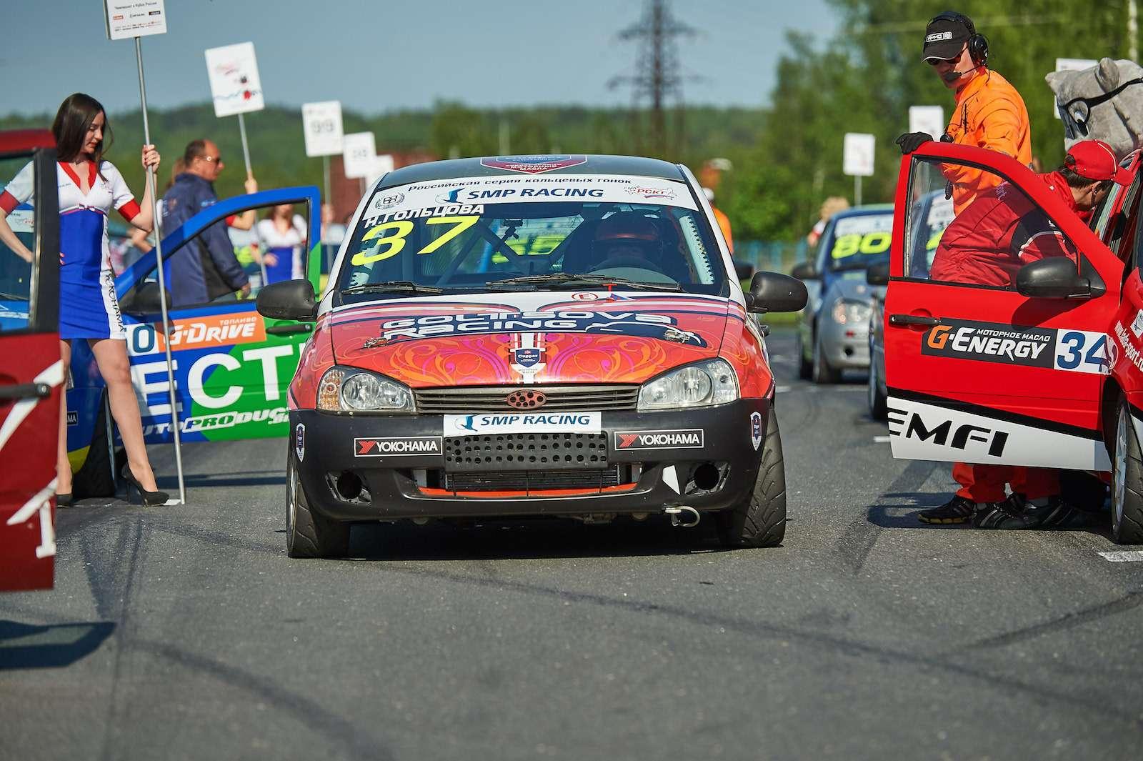 Lada против всех: есть ли уроссийской марки шансы победить вгонках?— фото 591048