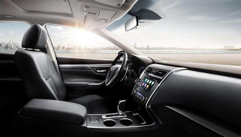 Обновленный Nissan Teana— только дляактивных клиентов!