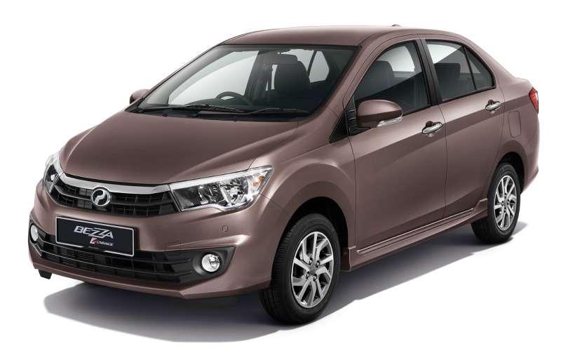 Perodua Bezza— ласкает слух, экономит семейный бюджет
