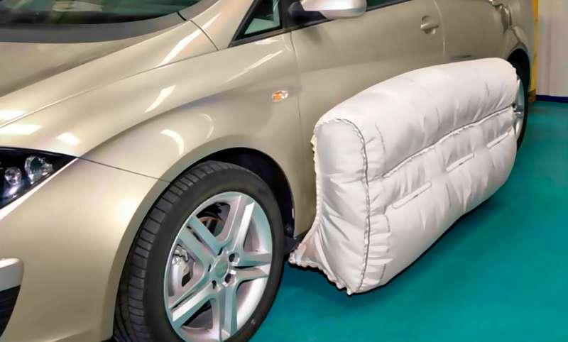 Наружная подушка безопасности
