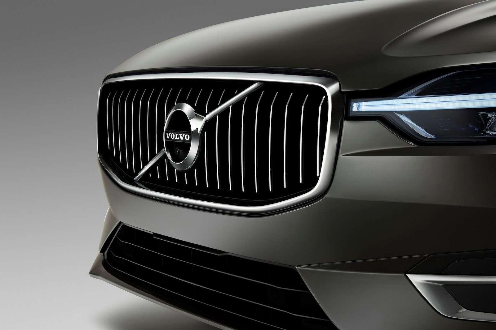 Volvo удивила ценником нановый XC60— фото 804968