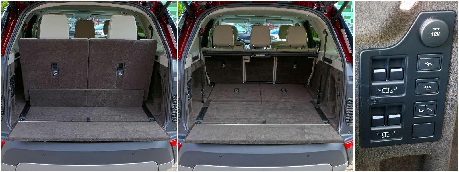 Новый Land Rover Discovery против конкурентов— тест ЗР— фото 784728