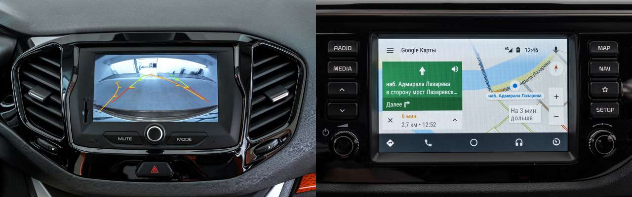 KiaRio X-Line иLada Vesta SWCross— что выбрать?— фото 826076