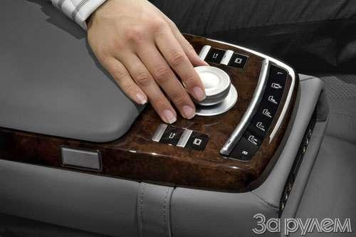 Mercedes-Benz W221. Одна изглавных премьер Франкфурта уже вРоссии!— фото 58931