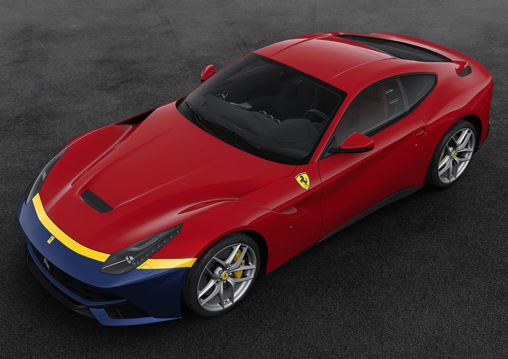 История внарядах: Ferrari анонсировала 350 юбилейных моделей— фото 669227