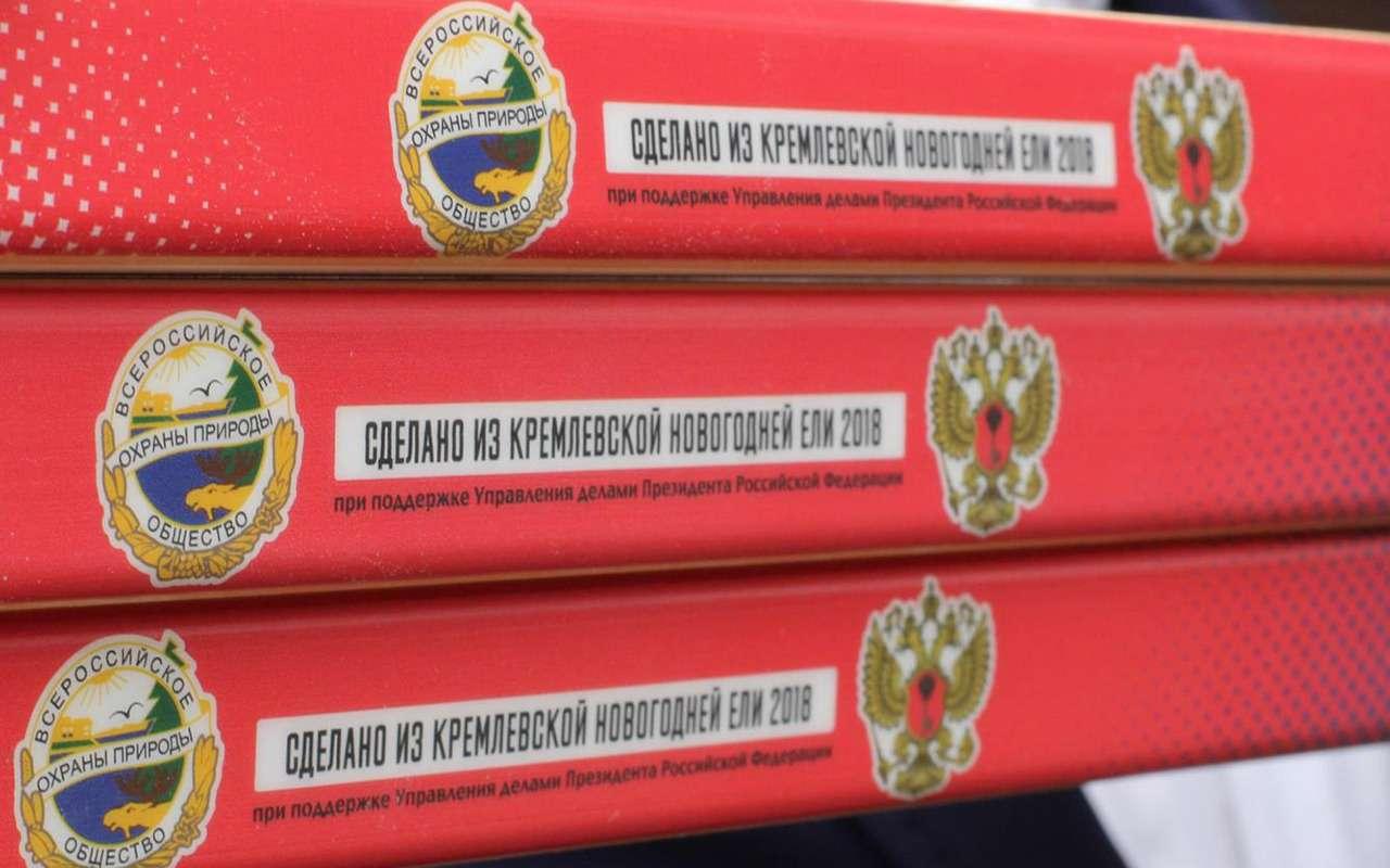 Главная елка страны (икак еевезли вКремль)— фото 932562