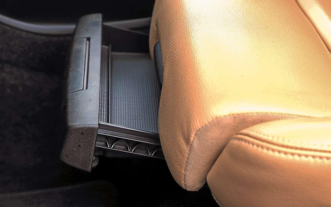 Audi, Mercedes, Range Rover иVolvo: большой тест— фото 1215215