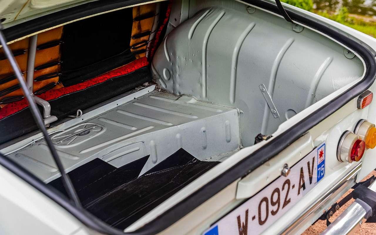 Самый массовый автомобиль Франции— ретротест местной Лады— фото 994528