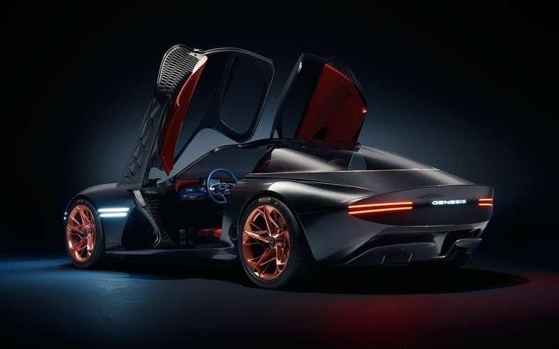 Genesis сделает кроссовер набазе седана G70