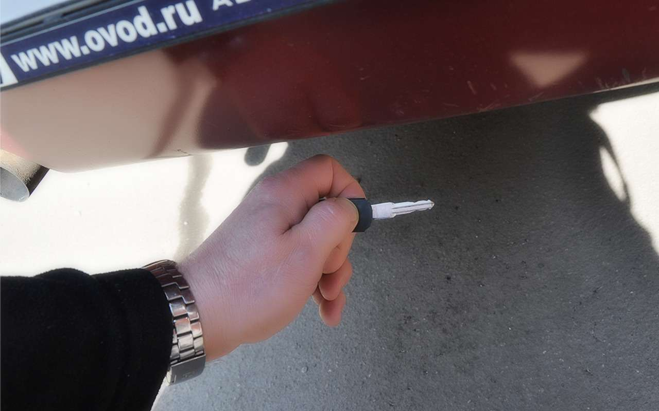 5 лайфхаков: как попасть всвою машину без ключей— фото 860295