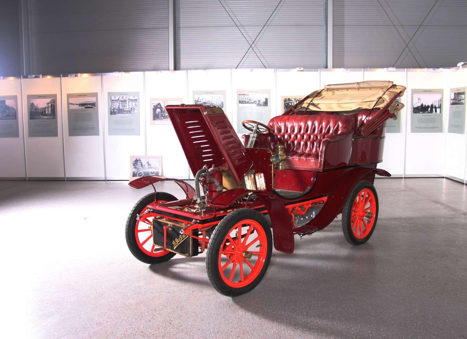 В Сокольниках покажут царские машины— фото 717850