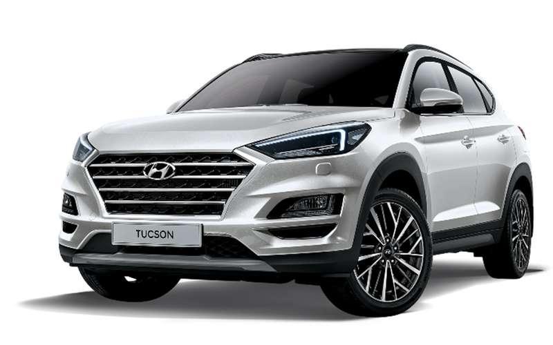 Hyundai Tucson иSanta Feвверсии Rock Edition: теперь сновыми моторами