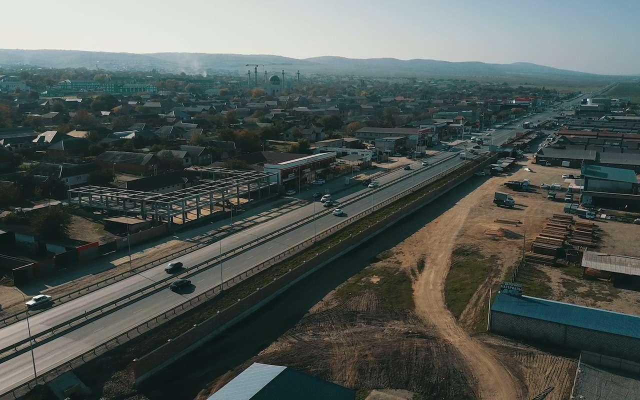 11самых дорогих дорог России— фото 1218726