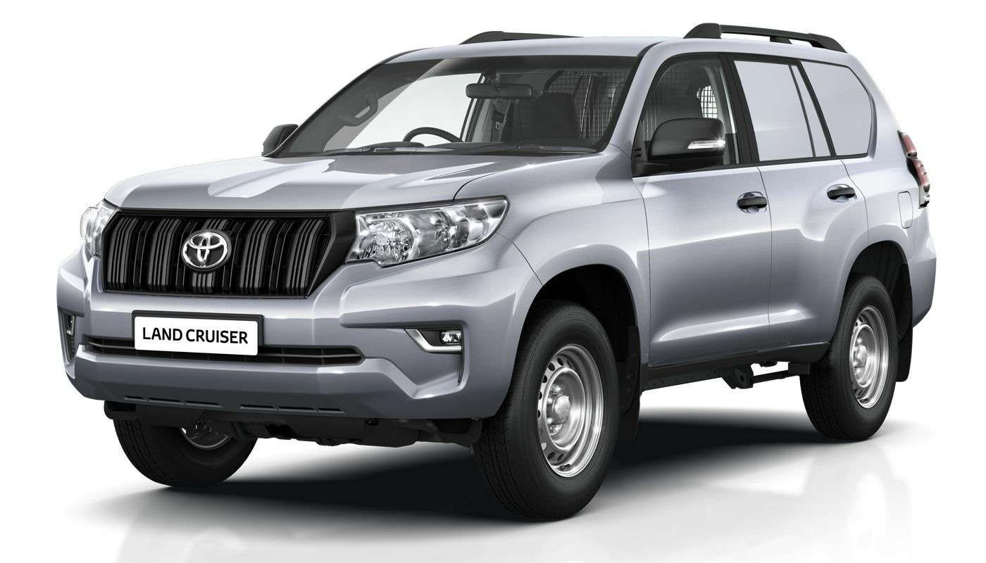 Toyota представила бюджетную версию внедорожника Land Cruiser Prado— фото 861938