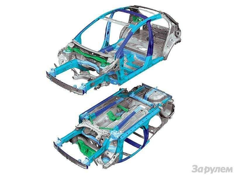Разработки Mazda: Кто там? Лишний грамм— фото 89792