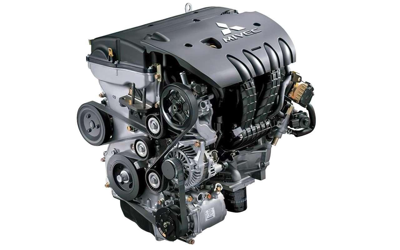 Mitsubishi ASX спробегом: полный список проблем— фото 1224203