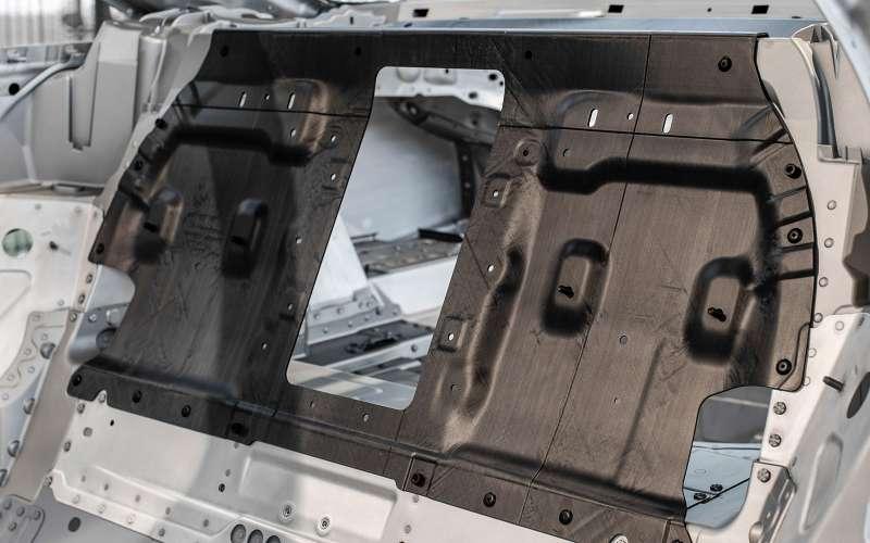 жесткость кузова автомобилей таблица