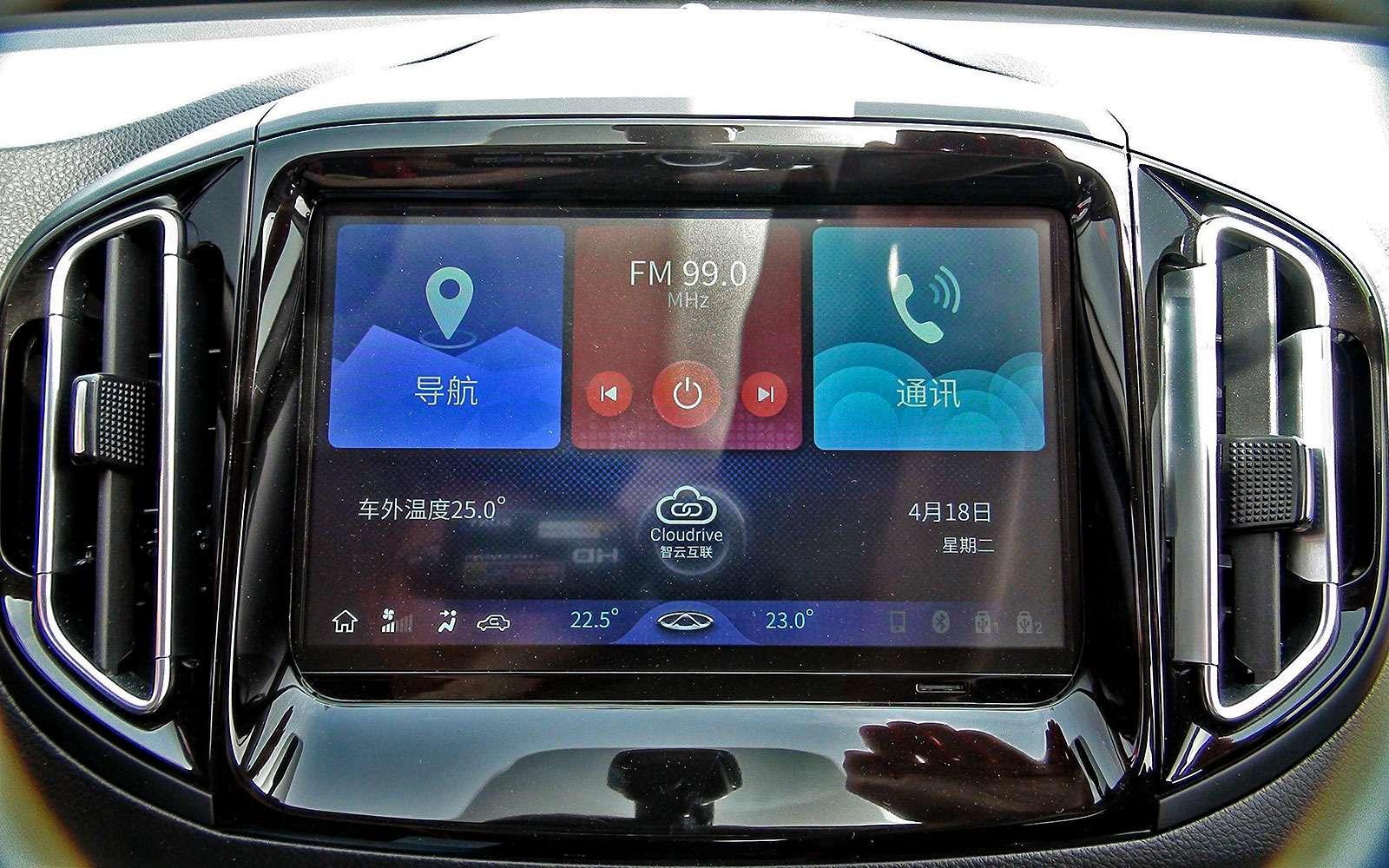 Новый Tiggo 5, будущая Camry идругие: онлайн-трансляция сШанхайского автосалона— фото 738868