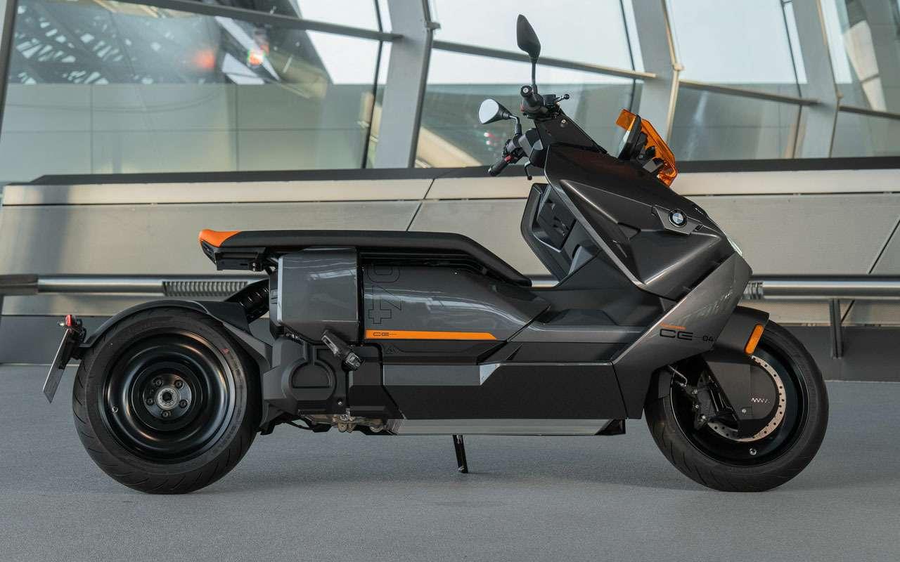 BMWпоцене Лады— пока ввиде скутера— фото 1260334