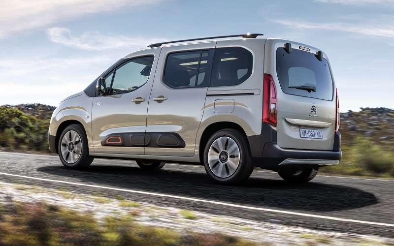 PSA Group представила новинку — Citroen Berlingo