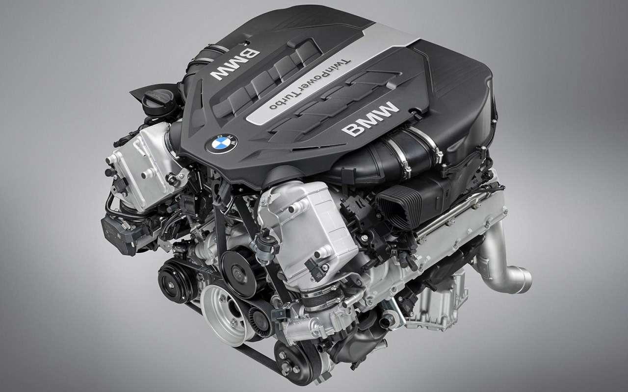 BMW5‑й серии (F10): полный список проблем— фото 1180716