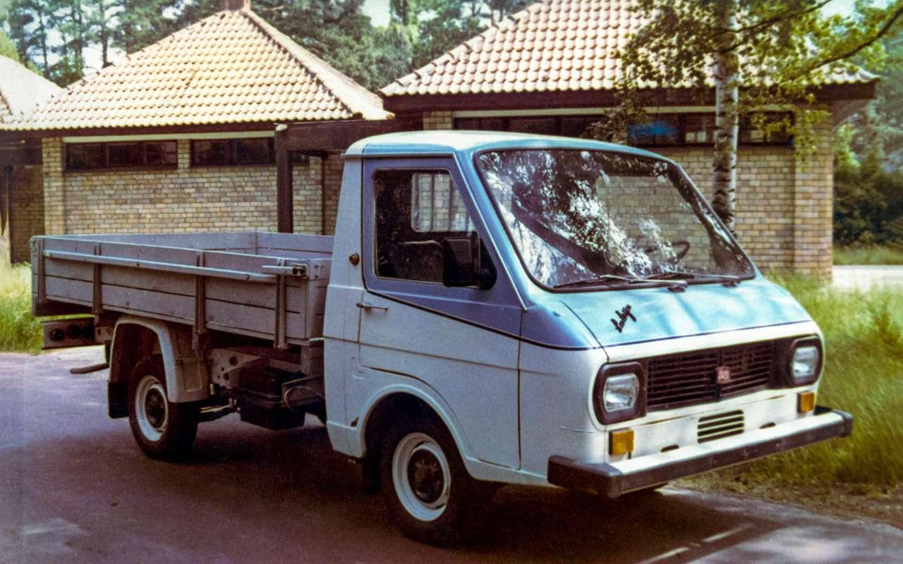 Тотсамый «рафик»: полная история главного микроавтобуса СССР— фото 1218819