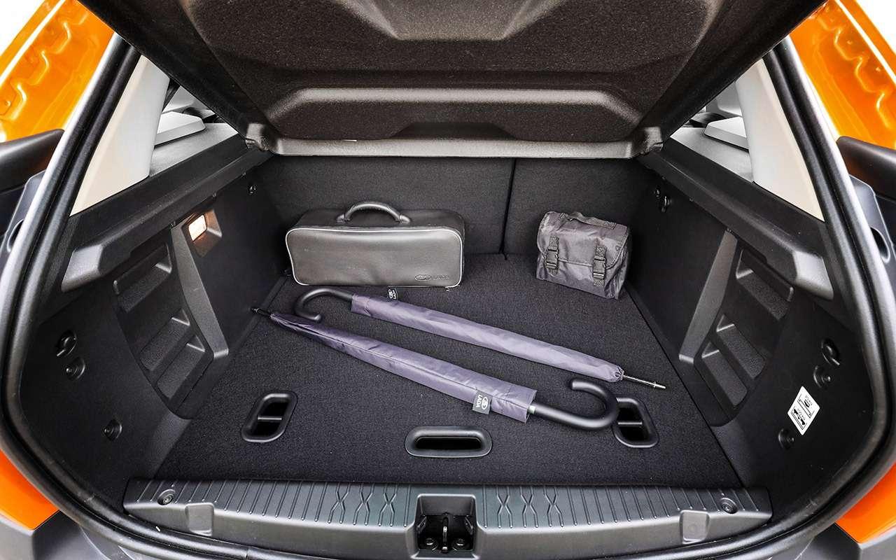 Lada XRAY Cross: тест-драйв навсе деньги— фото 930381